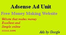 Adsense Ad Unit